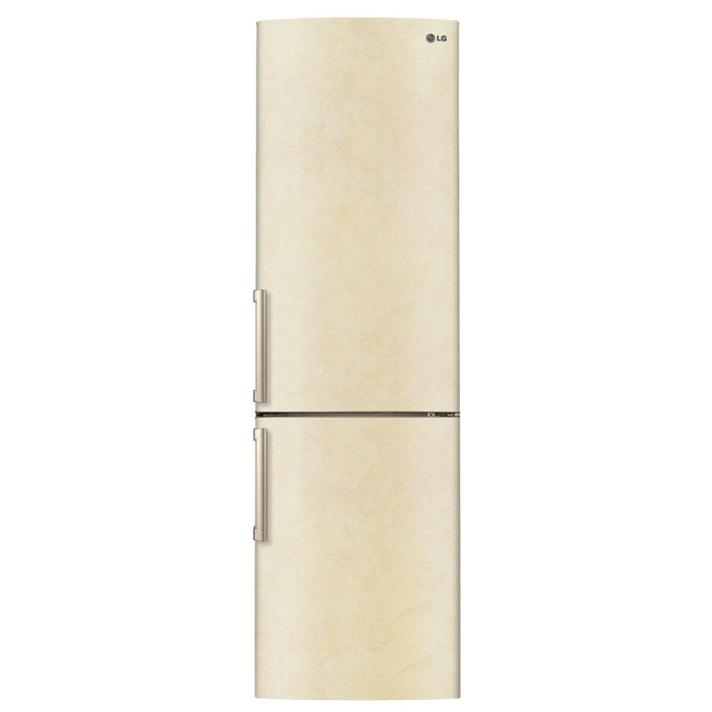 бежевый холодильник купить