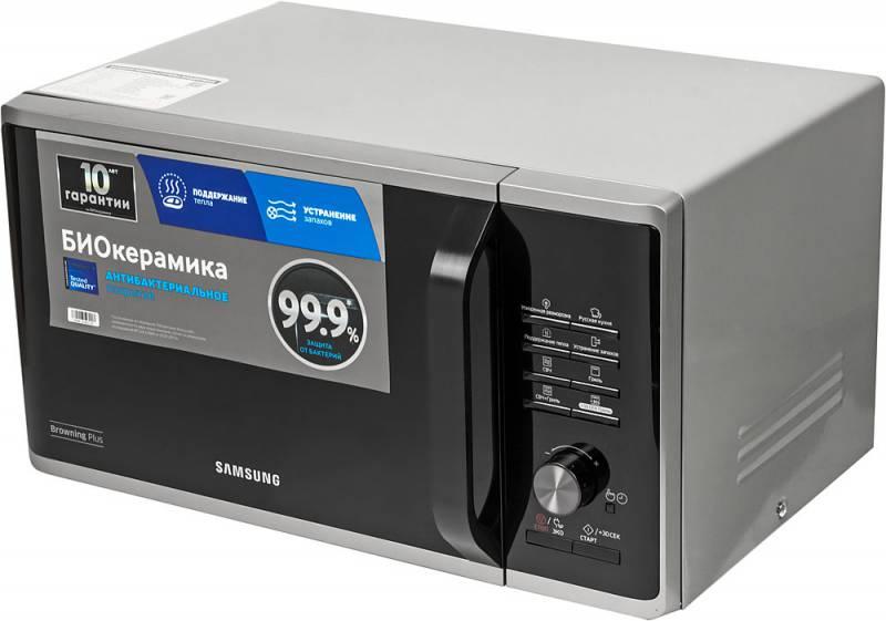 Микроволновая печь Samsung MS23K3515AS цвет серебристый ...