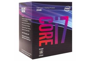 Процессор Intel Core i7 8700K Soc-1151v2 (3.7GHz/Intel UHD Graphics 630) Box w/o cooler