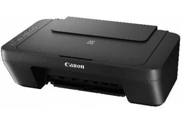 мфу струйное Canon PIXMA MG3040 black WiFi