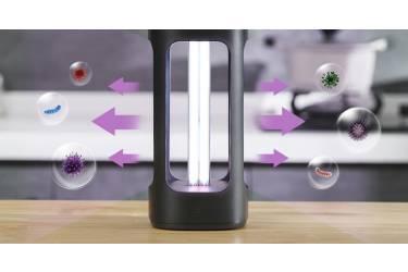 Лампа бактерицидная Xiaomi Five Smart Sterilization Lamp (черный) (YSXDD001YS)
