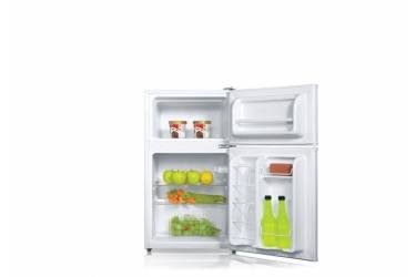 Холодильник Centek CT-1704 белый 87л(61/26) 475x495x852 мм 2полки 42дб А+