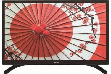 """Телевизор LED Akai 23.6"""" LEA-24A64M черный/HD READY/50Hz/DVB-T/DVB-T2/DVB-C/DVB-C2/USB (RUS)"""