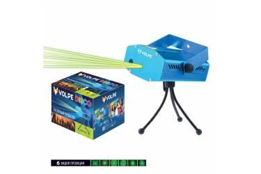 Лазерный проектор Uniel UDL-Q350 6P/G BLUE