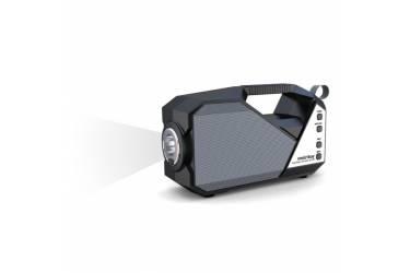 sp Smartbuy WAY, 5Вт, Bluetooth, MP3, FM-радио, черная