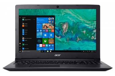 "Ноутбук Acer Aspire 3 A315-53-332L Core i3 7020U/4Gb/SSD128Gb/Intel HD Graphics 620/15.6""/FHD (1920x1080)/Windows 10 Home/black/WiFi/BT/Cam/4180mAh"