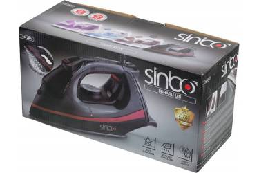 Утюг Sinbo SSI 2872 2000Вт белый/коричневый