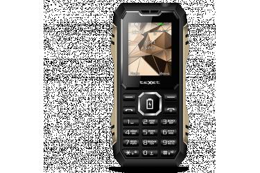 Мобильный телефон teXet TM-D429 черный