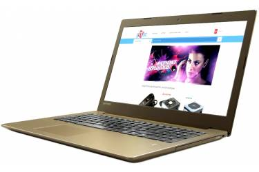 "Ноутбук Lenovo IdeaPad 520-15IKB Core i3 7100U/4Gb/500Gb/nVidia GeForce 940MX 2Gb/15.6""/IPS/FHD (1920x1080)/Free DOS/bronze/WiFi/BT/Cam"