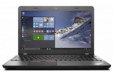 "Ноутбук Lenovo ThinkPad Edge 560 Core i7 6500U/8Gb/SSD256Gb/DVD-RW/AMD Radeon R7 M370 2Gb/15.6""/IPS/FHD (1920x1080)/Windows 10 Professional 64/black/WiFi/BT/Cam"