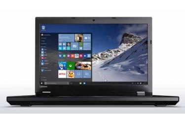 "Ноутбук Lenovo ThinkPad L560 Core i5 6200U/4Gb/500Gb/DVD-RW/Intel HD Graphics 520/15.6""/HD (1366x768)/Windows 10 Professional 64/black/WiFi/BT/Cam"