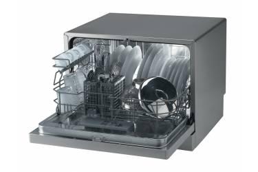 Посудомоечная машина Candy CDCP 6/ES-07 серебристый (компактная)