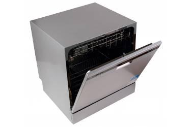 Посудомоечная машина Candy CDCP 8/ES-07 серебристый (компактная)