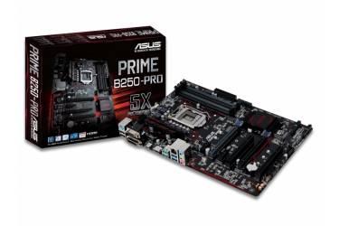 Материнская плата Asus PRIME B250-PRO Soc-1151 Intel B250 4xDDR4 ATX AC`97 8ch(7.1) GbLAN+VGA+DVI+HDMI