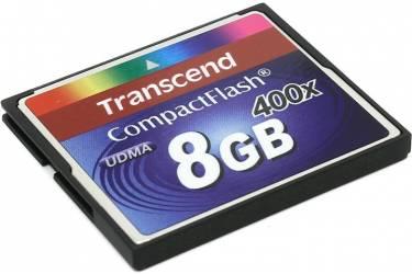 Карта памяти Transcend CF 8GB 400x