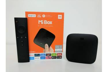 TV-Приставка Xiaomi Mi Box 3 4K International Edition (MDZ-16-AB)