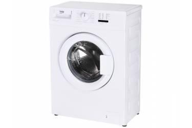 Стиральная машина Beko WRS 54P1 BWW белый 5кг 15пр 800об 84*60*36,5см A+