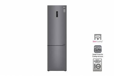 Холодильник LG GA-B509CLSL графит