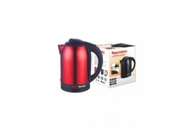 Чайник электрический Чудесница ЭЧ-2024 нержавейка красный 1800Вт 2,0л
