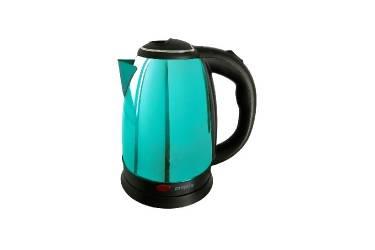 Чайник электрический Ampix AMP-1336 цветной металл зелёный 1500Вт 2,0л