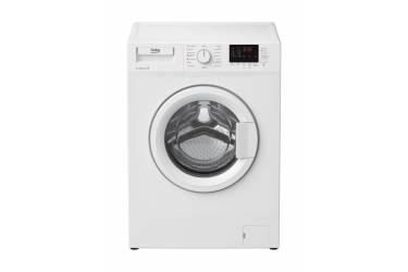 Стиральная машина Beko WRS 54P2 BWW белый 5кг 15пр 800об 84*60*36,5см  A-10% дисплей