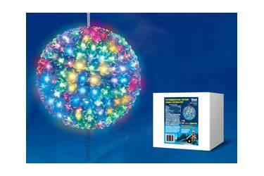 Фигура светодиодная «Шар с цветами сакуры» ULD-H2121-200/DTA RGB IP20 SAKURA BALL
