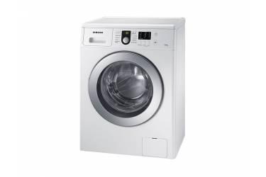 Стиральная машина Samsung WF8590NLW9 (1000об; 45см; 6кг; белый/хром)