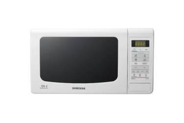 Микроволновая печь Samsung ME83KRW-3 белая