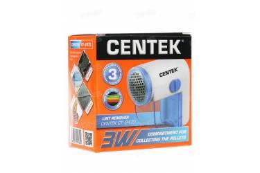 Машинка для снятия катышков Centek CT-2470, 3 Вт, батарея, 3 лезвия х30 мм