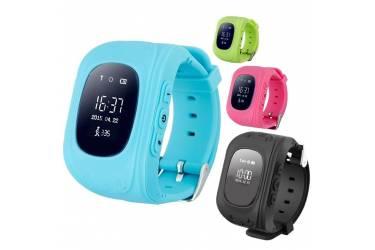 Умные часы Smart Baby Watch Q50 Green