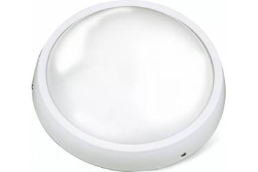 Светодиодный (LED) светильник _FOTON_SOLO-Ring B_круг_18W/4200K/IP65 _210x210x48мм_1620Лм_ЖКХ