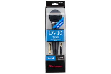 Микрофон проводной Pioneer DM-DV10 3м черный