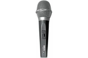 Микрофон проводной BBK CM124 3м серый