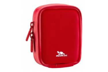 Чехол для компактной фотокамеры Riva 1100 LRPU красный