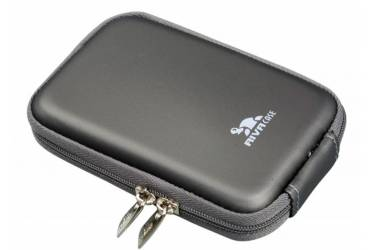 Чехол для фотокамеры Riva 7062 PU Digital Case dark grey