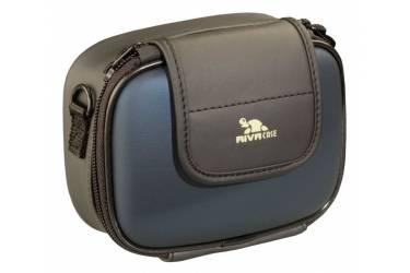 Чехол для фотокамеры Riva 7080 PU Digital Case dark blue
