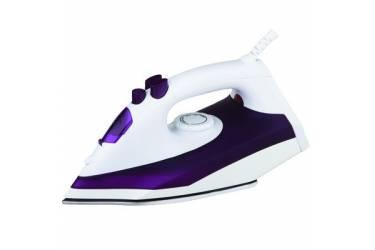 Утюг IRIT IR-2213 бело-фиолетовый 1800ВТ нержавейка