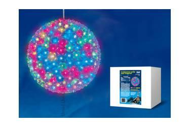 Фигура светодиодная «Шар с цветами сакуры» ULD-H2727-300/DTA RGB IP20 SAKURA BALL