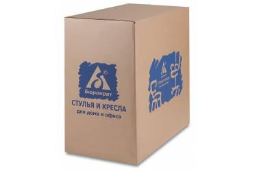 Кресло детское Бюрократ KD-2/G/MARK-LB голубой марки