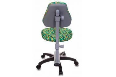 Кресло детское Бюрократ KD-8/PENCIL-GN зеленый карандаши