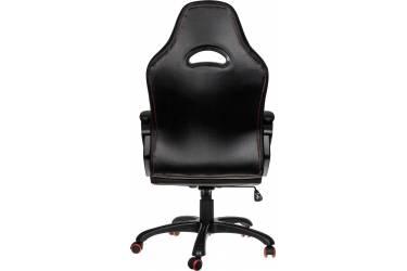 Кресло игровое Aerocool 428388 черный/красный сиденье черный/красный кожа крестовина металл