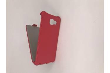 Чехол-книжка Aksberry для Apple iPhone 5/5s/5se (красный)