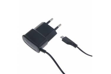 СЗУ micro 5V=0.8A черный