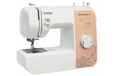 Швейная машина Brother Universal 17 белый