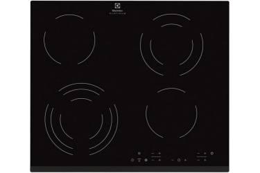 Варочная поверхность Electrolux CPE6433KF черный