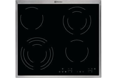 Варочная поверхность Electrolux CPE6433KX черный