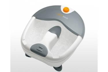 Гидромассажная ванночка для ног Medisana WBB 105Вт белый/серый