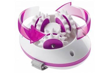 Массажер Medisana AC 850 белый/розовый