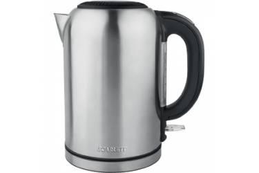 Чайник электрический Scarlett SC-EK21S33 1.7л. 2200Вт серебристый (корпус: нержавеющая сталь)