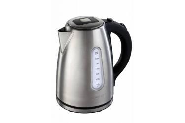 Чайник электрический Scarlett SC-EK21S43 2л. 2200Вт серебристый (корпус: нержавеющая сталь)
